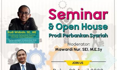 OPEN HOUSE PROGRAM STUDI PERBANKAN SYARIAH STEI SEBI
